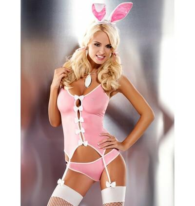 Bunny suit kostium