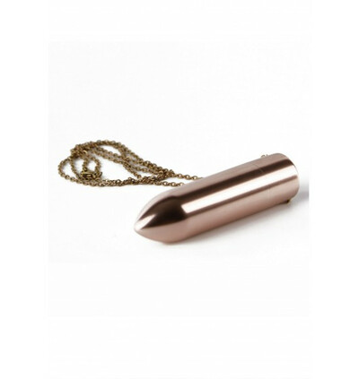 Discreet Pleasure - wibrator w kształcie naszyjnika