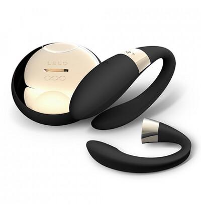 Lelo Tiani 2 - wibrator dla par, czarny