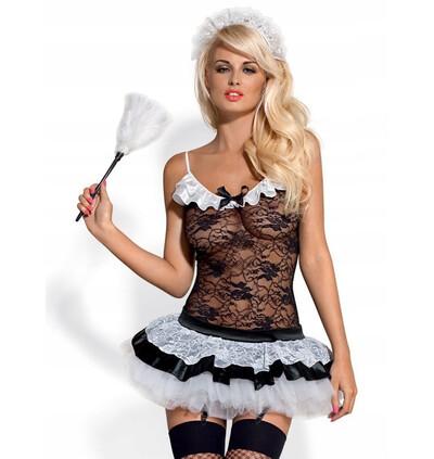 Obsessive Housemaid - kostium pokojówki