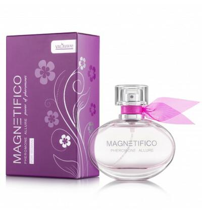 MAGNETIFICO Allure -   Perfumy z feromonami  Dla kobiet