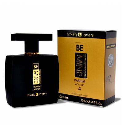 Lovely Lovers BeMINE -  Perfumy z feromonami  Dla kobiet