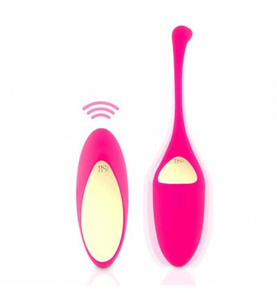 Essentials Pulsy Playball - wibrujące jajko na pilota