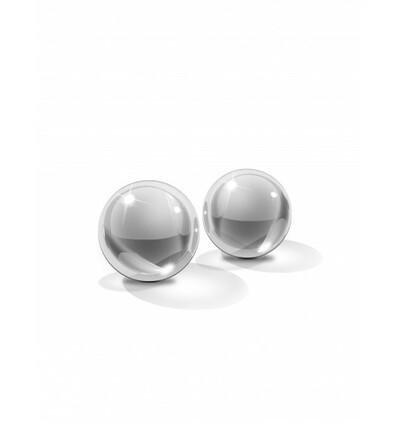 Icicles No. 41 Ben Wa Balls Medium - Szklane kulki gejszy