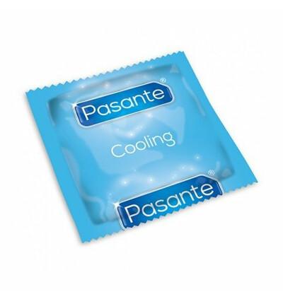 Pasante  Cooling - prezerwatywy chłodzące