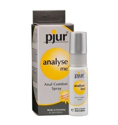 Analyse Me! Spray - lubrykant analny