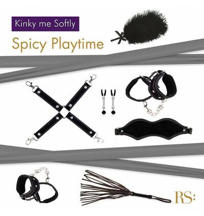 Kinky Me Softly - zestaw BDSM