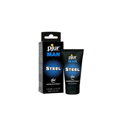 Man - Steel żel do masażu dla mężczyzn