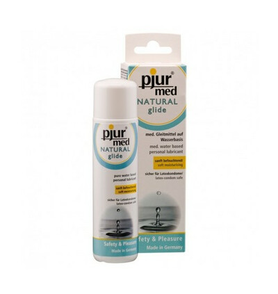 Med natural glide - naturalny lubrykant wodny