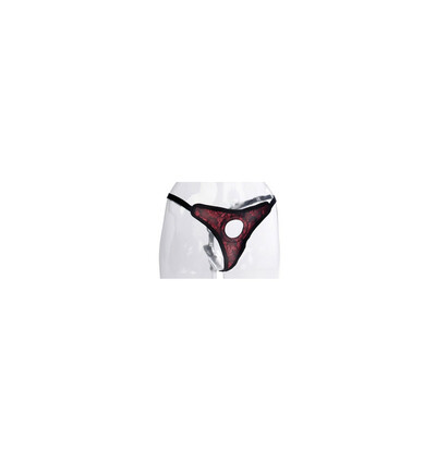 THONG HARNESS - strap on / pas na dildo