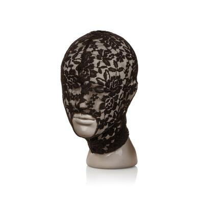 Lace Hood - maska na twarz