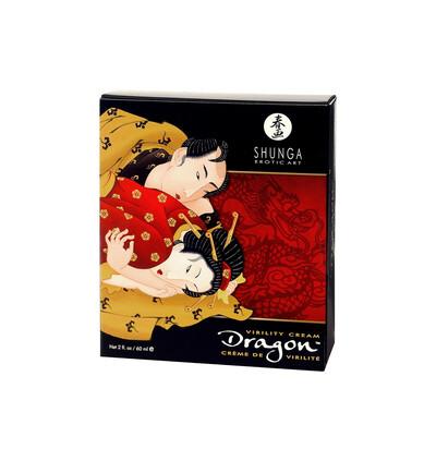 Dragon krem dla par zwiększający przyjemność