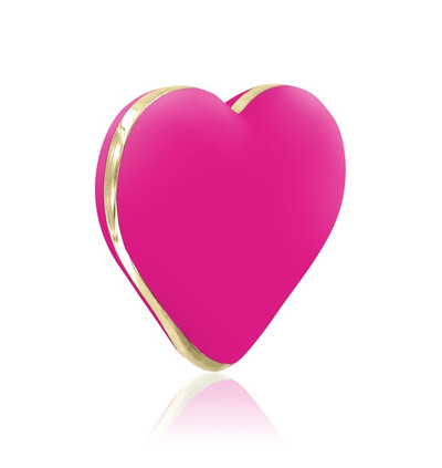 Rianne S Heart Vibe - wibrujące serduszko, różowy
