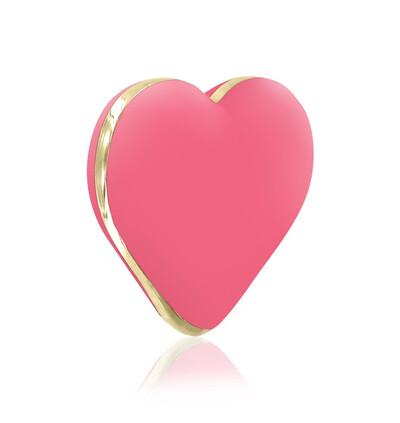 Rianne S Heart Vibe - wibrujące serduszko, koralowe