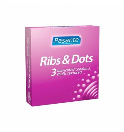 Intensity - prezerwatywy z wypustkami