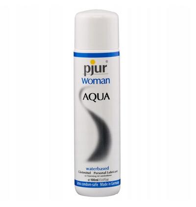 Pjur Woman aqua - lubrykant wodny dla kobiet