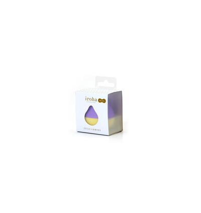 Mini Fuji Lemon - masażer łechtaczki
