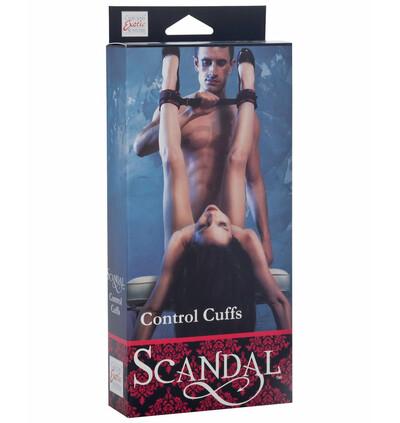 Scandal  CONTROL CUFFS - kajdanki
