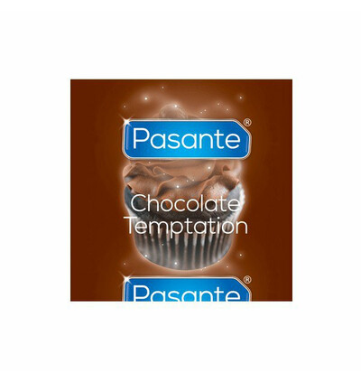 Pasante  Chocolate Tempation - prezerwatywy czekoladowe