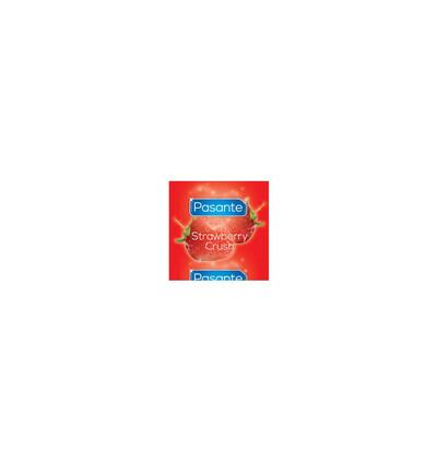 Strawberry Crush - prezerwatywy truskawkowe