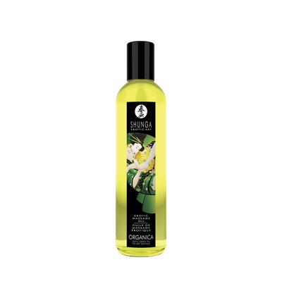 Exotic Green Tea Organic - olejek do masażu (zielona herbata)