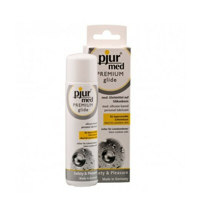 Med Premium glide - lubrykant silikonowy