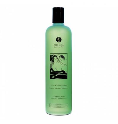 Shunga Bath & Shower Gel Mint