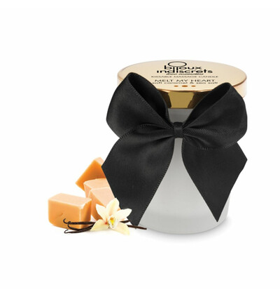 Bijoux Cosmetiques Soft Caramel Massage Candle - świeca do masażu, Karmel