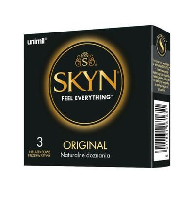 Unimil SKYN Original - prezerwatywy nielateksowe