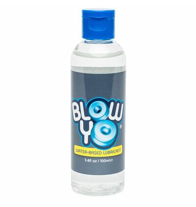 BlowYo Water-Based Lubricant 100 ml - Wodny lubrykant