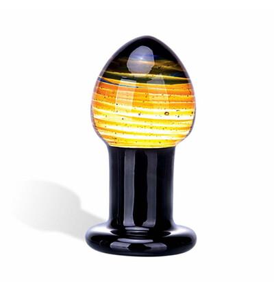 Glas GalileoGlass Butt Plug - Szklany korek analny