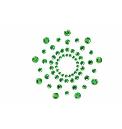 Bijoux Indiscrets Emerald Szmaragd - Nasutnki
