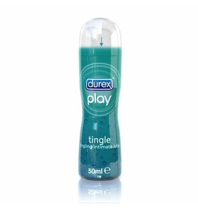Durex Play Tingle Lubricant 50 ml - Lubrykant