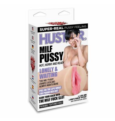 Hustler Milf Pussy - Masturbator klasyczny