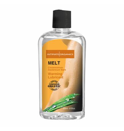 Intimate Organics  Melt Warming Lubricant 60 ml - Organiczny Lubrykant rozgrzewający