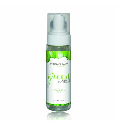 Intimate Organics Green Tea Toycleaner 200 ml - Organiczny żel czyszczący akcesoria