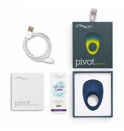 Pivot - wibrujący pierścień dla par