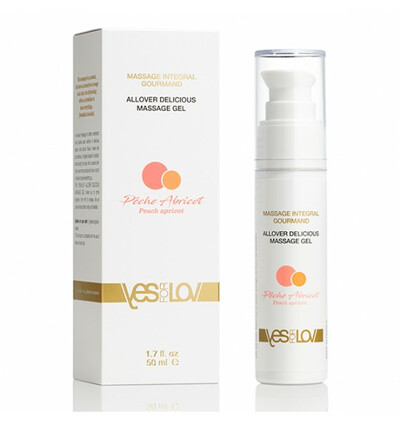 Allover Lubricating Massage - lubrykant brzoskiwniowy