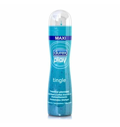 Durex Play Tingle Lubricant 100 ml - Lubrykant