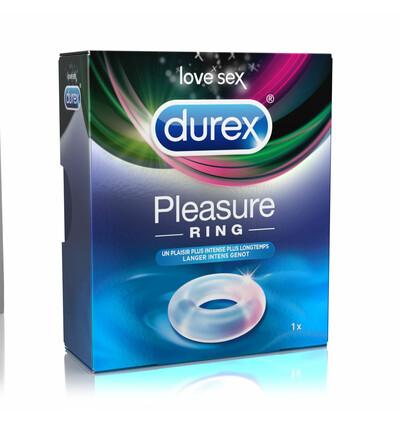 Durex Pleasure Ring - Elastyczny pierścień erekcyjny