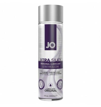 System JO Xtra Silky Thin Silicone Lubricant 120ml - lubrykant silikonowy