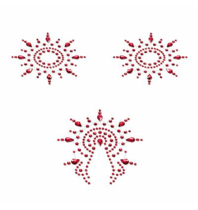 Petits Joujoux - Biżuteria do ciała - Red, Czerwony