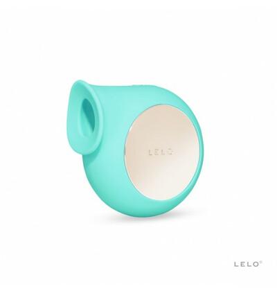 Lelo Sila Aqua - Wibrator łechtaczkowy, niebieski