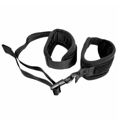 Sex&Mischief Adjustable Handcuffs - Kajdanki regulowane