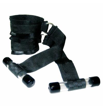 Sportsheets Door Jam Cuffs - Kajdanki do krępowania przy drzwiach