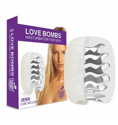 Love in the PocketLove Bombs Jenn - Masturbator klasyczny
