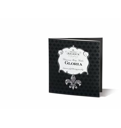 Petits Joujoux - Biżuteria do ciała - Gloria Set, Czarny z Różowym