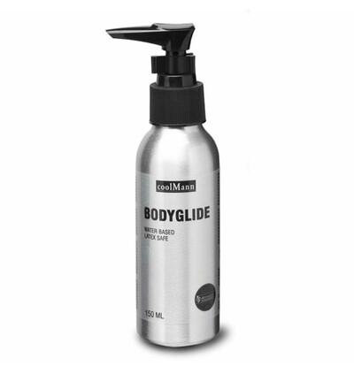CoolMann BodyGlide - żel do masażu / wodny lubrykant 150ml