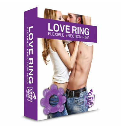 Love in the PocketLove Ring Erection - Elastyczny pierścień erekcyjny