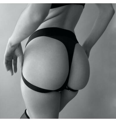 Strap on me Lingerie Harness Heroine - Uprząż do strap on
